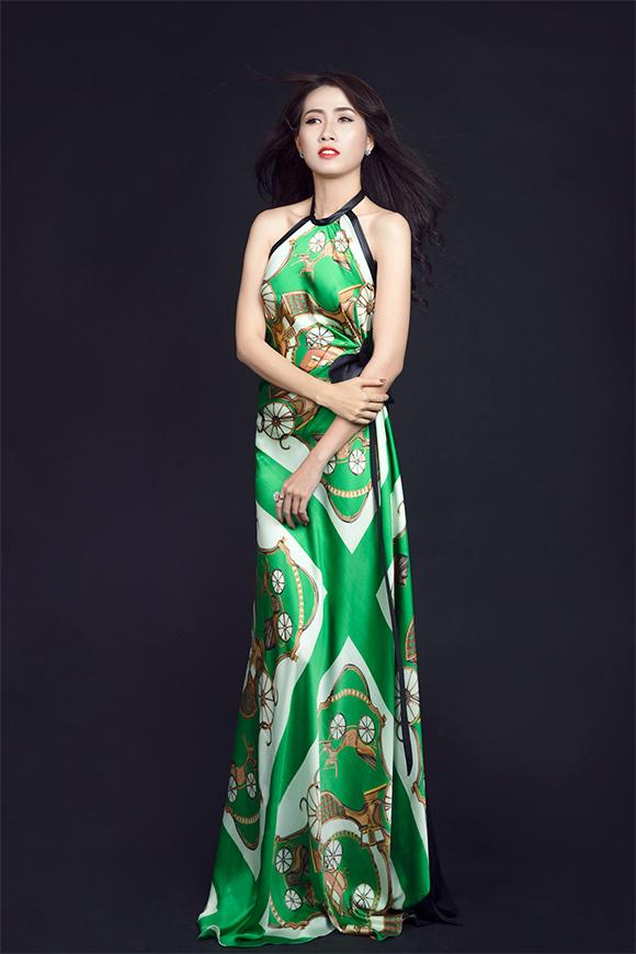 Phan Thị Mơ khoe vai trần gợi cảm sau tin đồn lấy chồng đại gia 7