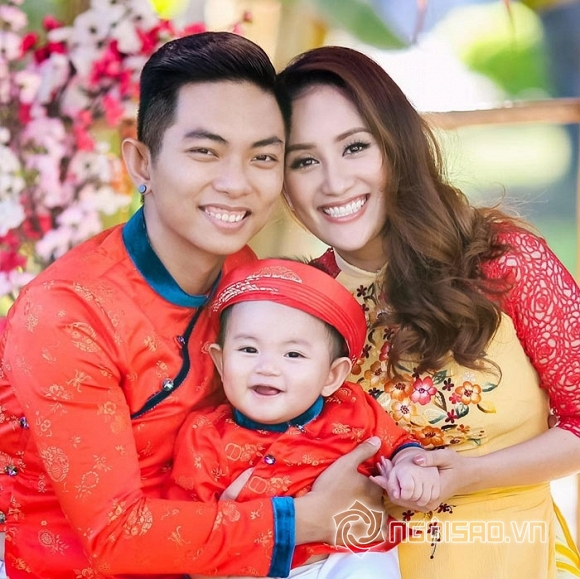 Khánh Thi lần đầu tiết lộ ảnh con trai lúc mới chào đời 6
