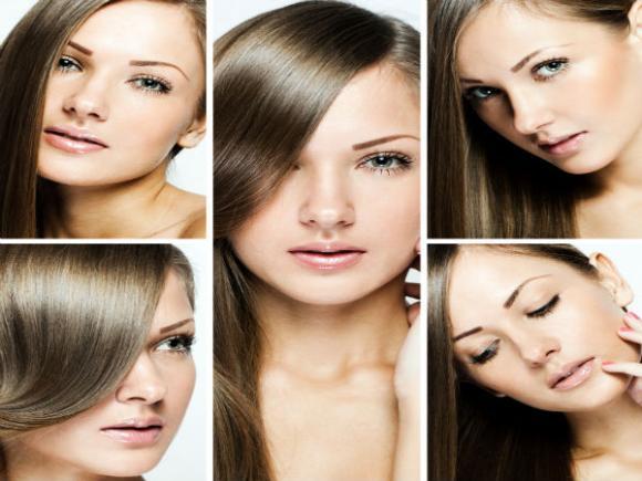 Chăm sóc tóc đơn giản từ một củ hành tây