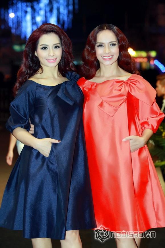 Mỹ nhân Việt trên thảm đỏ thời trang 6