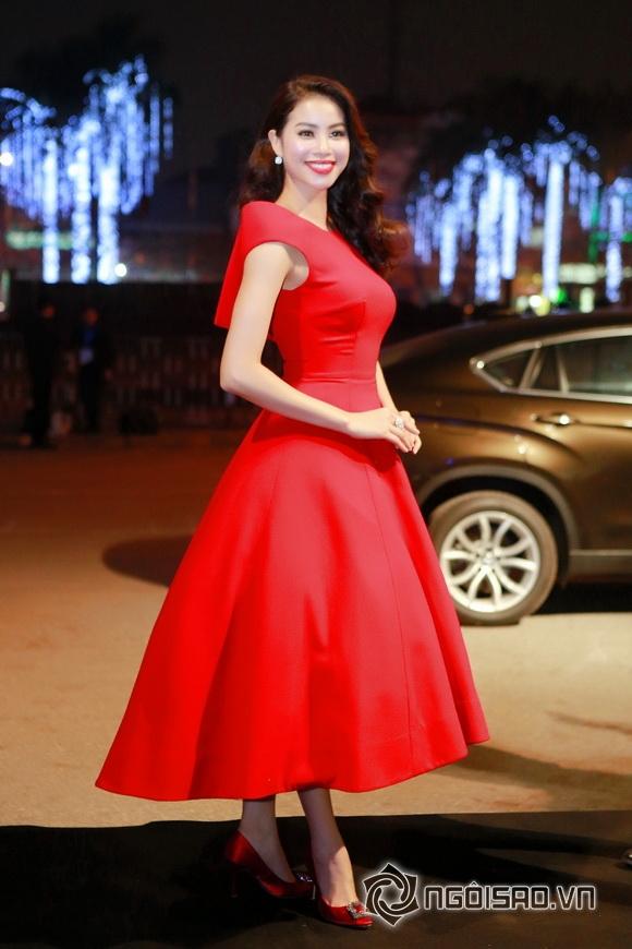 Mỹ nhân Việt trên thảm đỏ thời trang 8