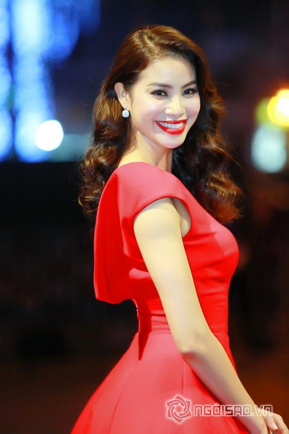 Mỹ nhân Việt trên thảm đỏ thời trang 7