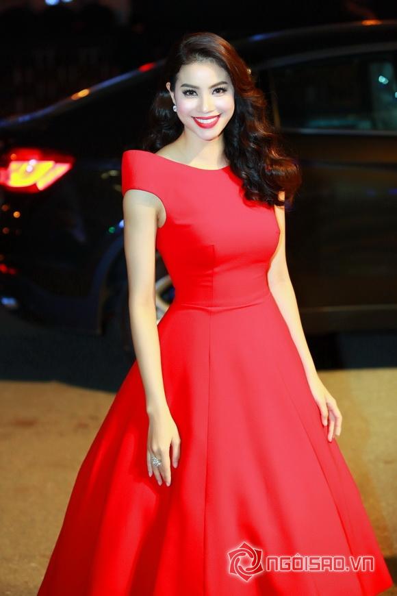 Mỹ nhân Việt trên thảm đỏ thời trang 0