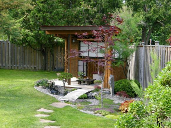thiet ke goc san 7 ngoisao.vn Chia sẻ 17 ý tưởng tuyệt vời thiết kế góc sân xanh trong nhà