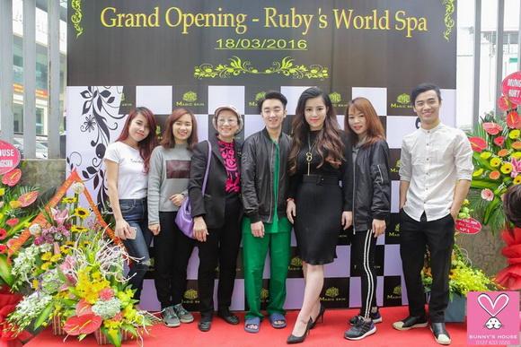 Châu Ruby, Đào Minh Châu, Mỹ phẩm cao cấp Magic Skin