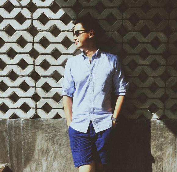 Bạn trai Á hậu Tú Anh 4