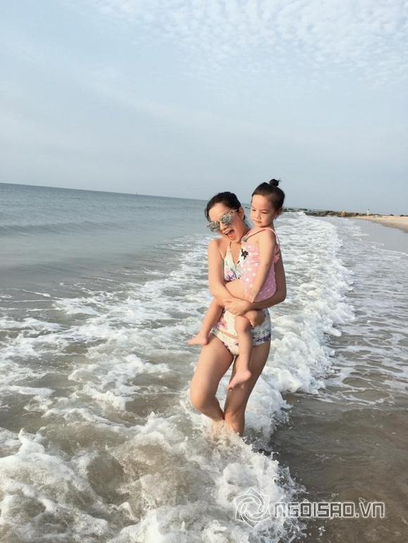 Phạm Quỳnh Anh, vòng 2 Phạm Quỳnh Anh, Phạm Quỳnh Anh và con gái