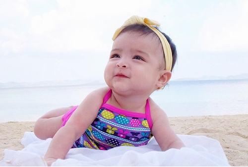 con gái mỹ nhân đẹp nhất Philippines, Mỹ nhân đẹp nhất Philippines, Marian Rivera