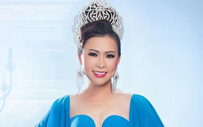 Hoa hậu Kristine Thảo Lâm, Kristine Thảo Lâm, Sao Việt, Ms Vietnam Beauty International Pageant, Luật sư Từ Huy Hoàng