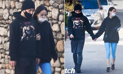 Taeyang (Big Bang),Taeyang và Min Hyo Rin, chụp ảnh cưới ở Hawaii