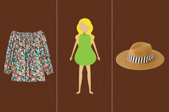 mẹo chọn trang phục, mẹo chọn trang phục cho dáng người, mẹo chọn trang phục phù hợp
