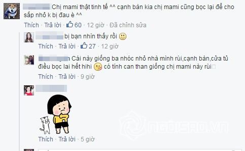 Elly Trần chăm con cực khéo 9