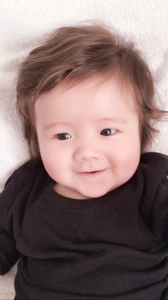con trai Elly Trần, Elly Trần, Elly Trần và con