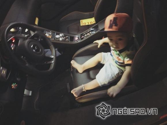 Ngọc Thạch, siêu mẫu  Ngọc Thạch, chồng  Ngọc Thạch,  Ngọc Thạch mua xe, con trai  Ngọc Thạch, sao việt mua xe, sao việt