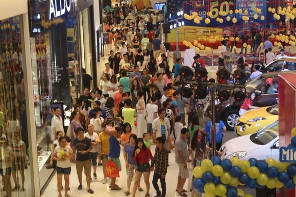 Crescent Mall, ứng dụng Crescent Mall, Trung tâm thương mại Crescent Mall