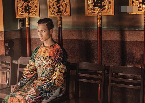 Kim Lý khoe vẻ điển trai trên tạp chí thời trang số 1 Myanmar 0