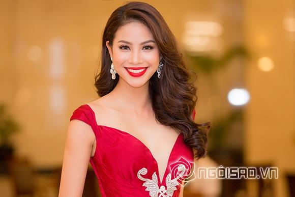 Hoa hậu Phạm Hương được vinh danh Người phụ nữ của năm 0