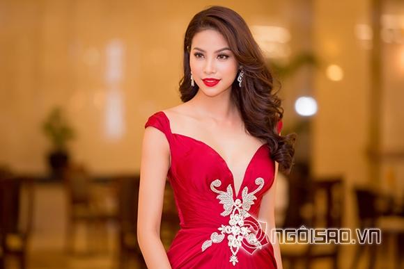 Hoa hậu Phạm Hương được vinh danh Người phụ nữ của năm 1