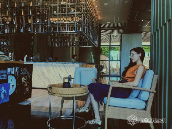 Hoa hậu Kỳ Duyên tới Nha Trang 4