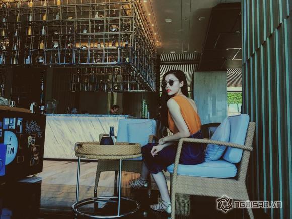 Hoa hậu Kỳ Duyên tới Nha Trang 2