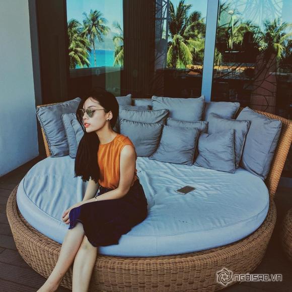 Hoa hậu Kỳ Duyên tới Nha Trang 0