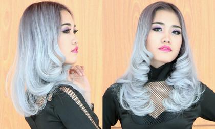 tóc đẹp, làm đẹp, làm đẹp như sao, chọn kiểu tóc phù hợp cho người mặt vuông