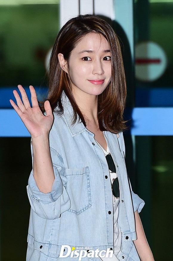 Lee Min Jung,Lee Min Jung thon thả,Lee Min Jung và Lee Byung Hun