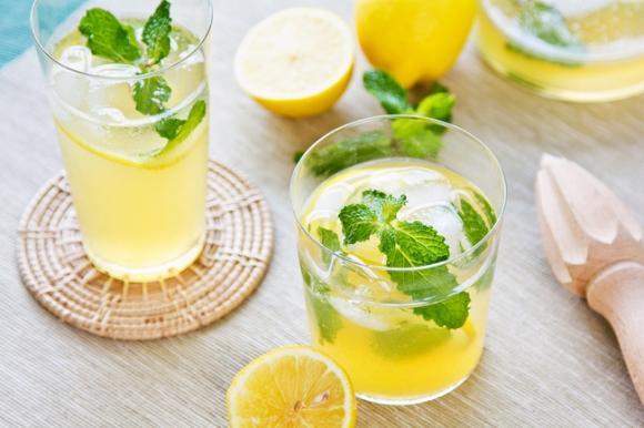 nước chanh, tác dụng phục của nước chanh, tác dụng của nước chanh