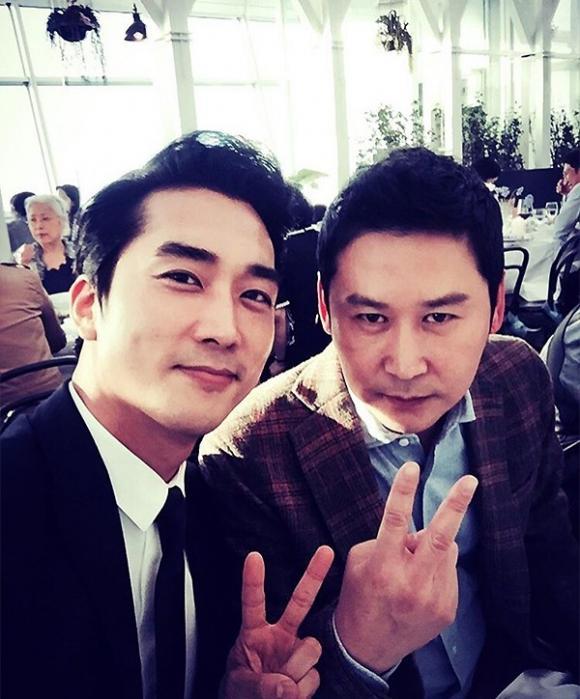 Lee Byung Hun, Lee Min Jung, sao Hàn