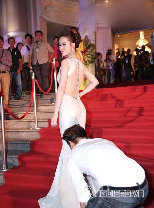 Ghen tỵ với những khoảnh khắc sao Việt được chăm sóc như 'nữ hoàng' 9