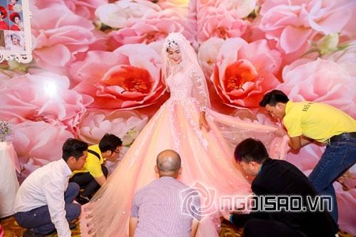 Ghen tỵ với những khoảnh khắc sao Việt được chăm sóc như 'nữ hoàng' 1
