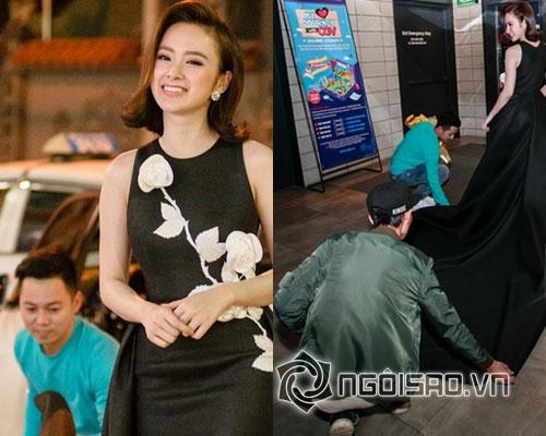 Ghen tỵ với những khoảnh khắc sao Việt được chăm sóc như 'nữ hoàng' 5