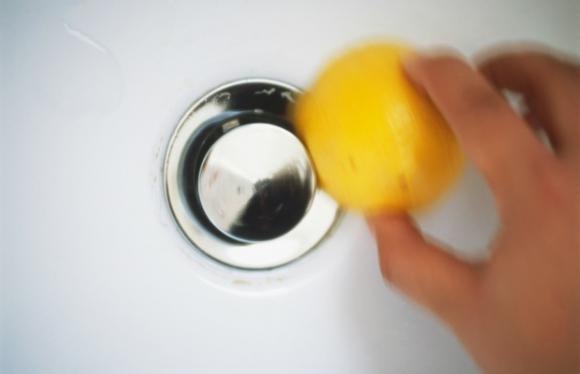 chanh, công dụng của chanh, công dụng làm sạch của chanh