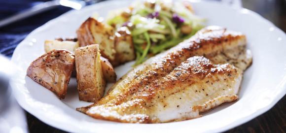 cá rô phi, lợi ích cá rô phi, lợi ích cá, sức khỏe