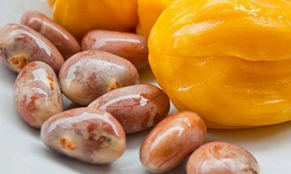hạt mít, tác dụng các loại hạt, mít, sức khỏe, làm đẹp