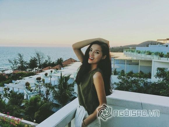 Hoa hậu Kỳ Duyên diện bikini 2