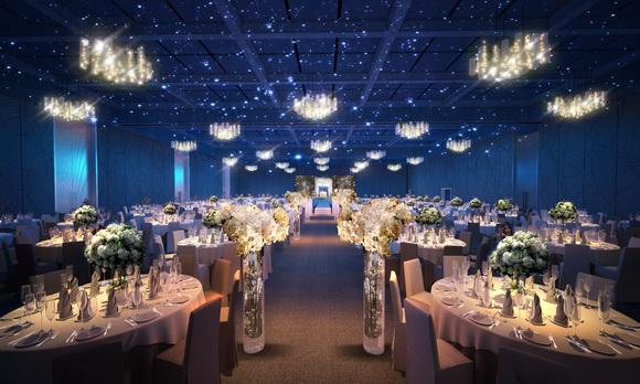 Nhà hàng tiệc cưới, Địa điểm tổ chức tiệc cưới, Gala center, Tiệc cưới