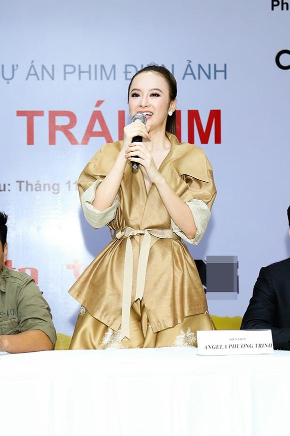 sao Việt, nghi án tình cảm, người yêu sao Việt, Angela Phương Trinh, Trần Bảo Sơn, Sứ mệnh trái tim