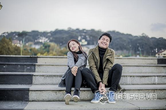 sao Việt, ảnh cưới, ảnh cưới sao Việt, Quang Tuấn, Linh Phi
