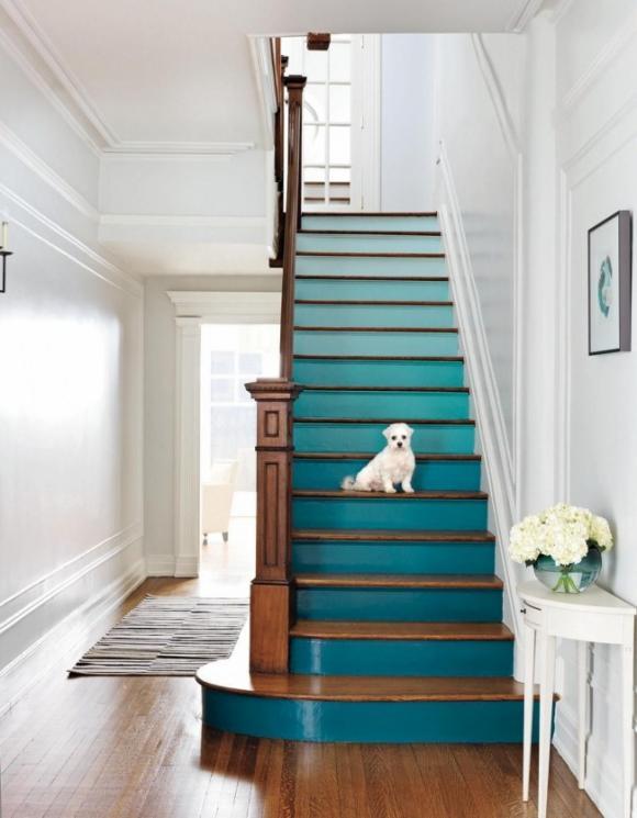 nhà đẹp, mẫu nhà đẹp, thiết kế cầu thang đẹp, cầu thang lên tầng 2