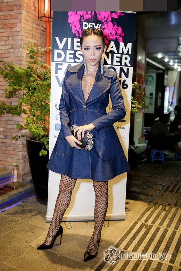 sao Việt, Tuần lễ thời trang, NTK Việt, Ngô Thanh Vân, Linh Nga, Hồng Nhung, Tuần lễ nhà thiết kế thời trang Việt Nam