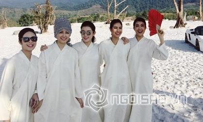 nàng Hậu, Hoa hậu, scandal Hoa hậu, hoa hậu Phạm Hương, Kỳ Duyên, Thu Vũ, scandal nửa đầu năm 2016, sao việt