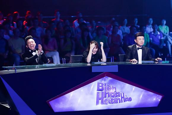 sao Việt, Trấn Thành, Hari Won, bày tỏ tình cảm, Biến hóa hoàn hảo