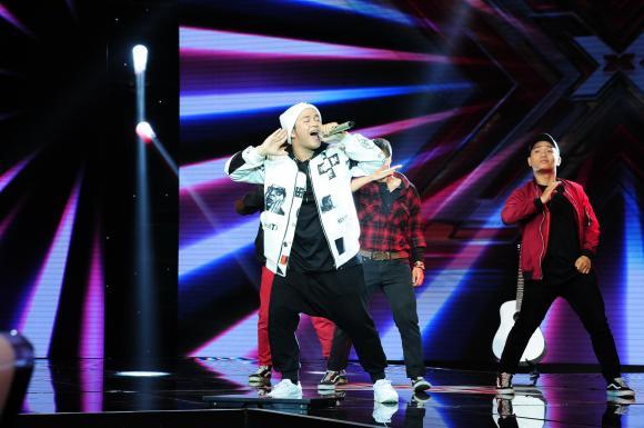 X-Factor 2016, Nhân tố bí ẩn, Dương Khắc Linh, game show Việt, sao Việt