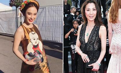 Angela Phương Trinh được web danh tiếng đăng tải ảnh nhưng lại nhầm tên