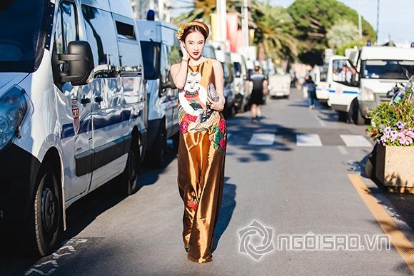 Angela Phương Trinh tới Liên hoan phim Cannes để làm gì 9