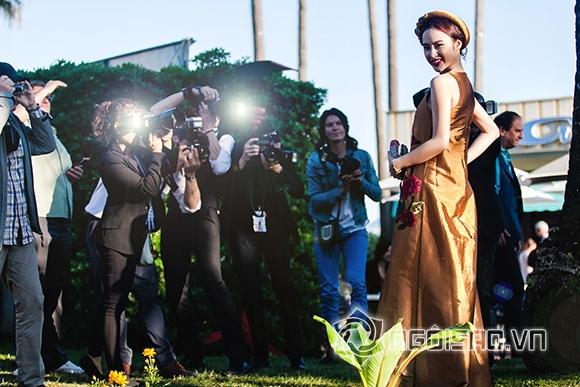 Angela Phương Trinh tới Liên hoan phim Cannes để làm gì 10