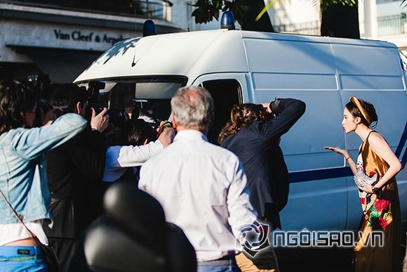 Angela Phương Trinh tới Liên hoan phim Cannes để làm gì 2