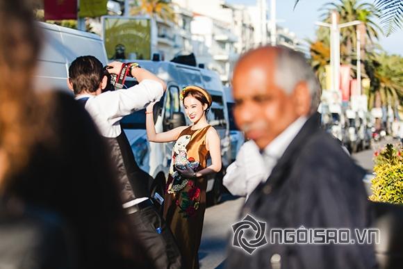 Angela Phương Trinh tới Liên hoan phim Cannes để làm gì 3