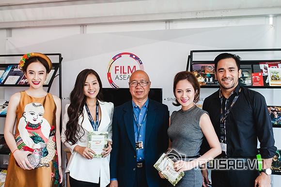 Angela Phương Trinh tới Liên hoan phim Cannes để làm gì 4